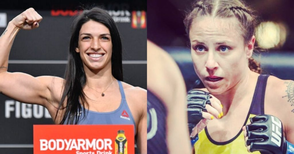 Report: Nina Ansaroff vs. Mackenzie Dern In The Works For April 10 Clash