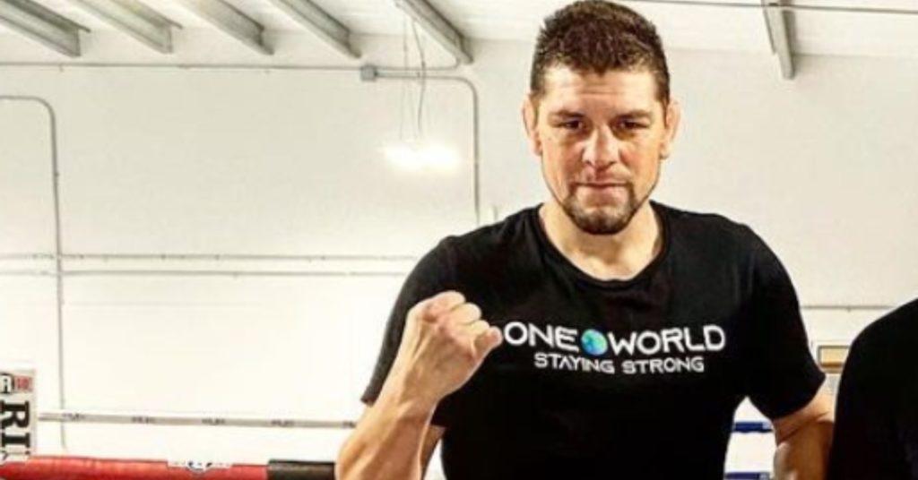Dana White Doesn't Expect UFC Return For Nick Diaz