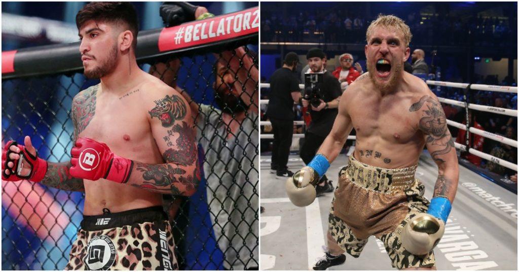 Scott Coker Willing to Put on Dillon Danis vs Jake Paul Fight in Bellator