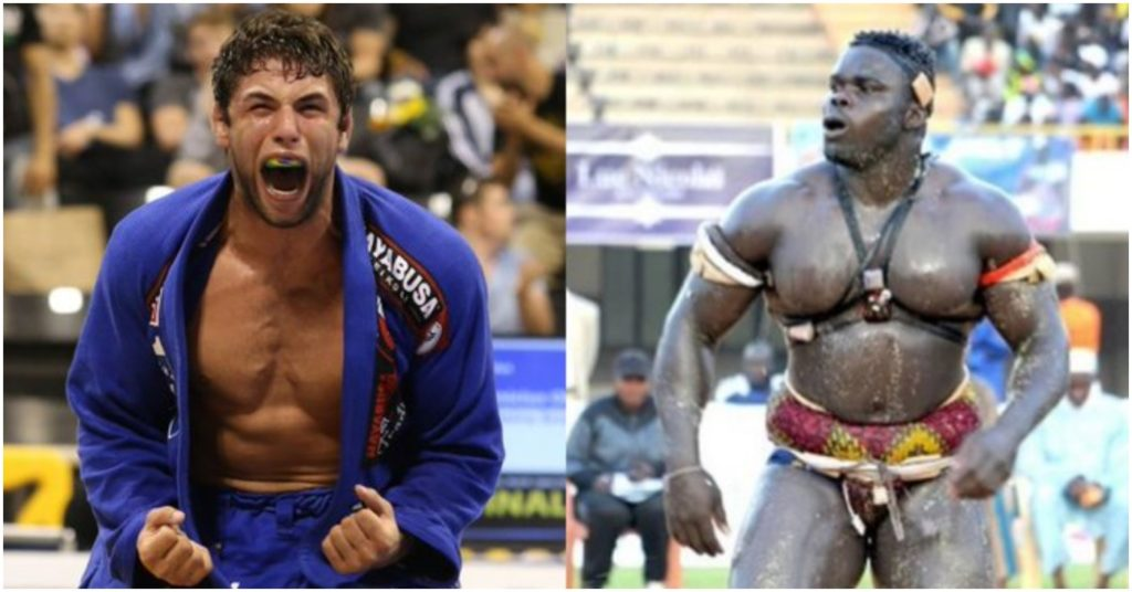 BJJ Legend Marcus Almeida Makes MMA Debut Against Oumar Kane at ONE Championship in February
