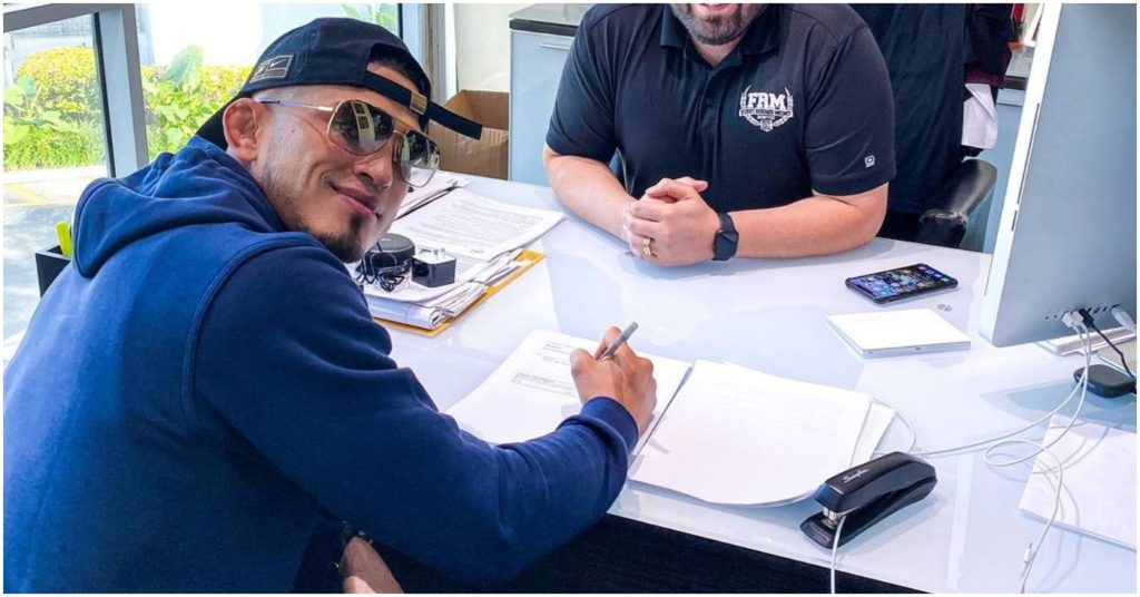 Anthony Pettis Announces Signing With PFL, Joins Lightweight Division