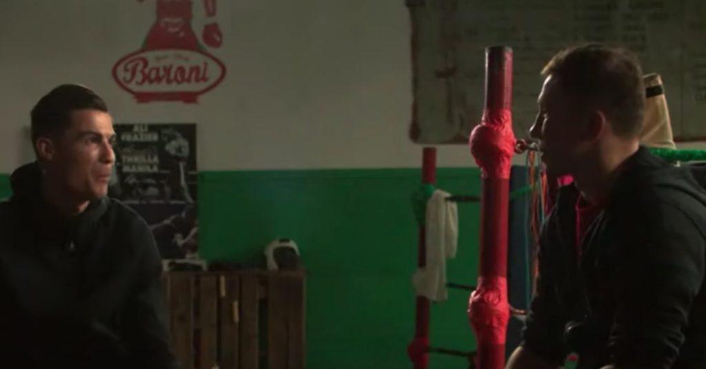 Cristiano Ronaldo Tells Gennadiy Golovkin He Prefers Watching 'Boxing Or UFC' Over Football
