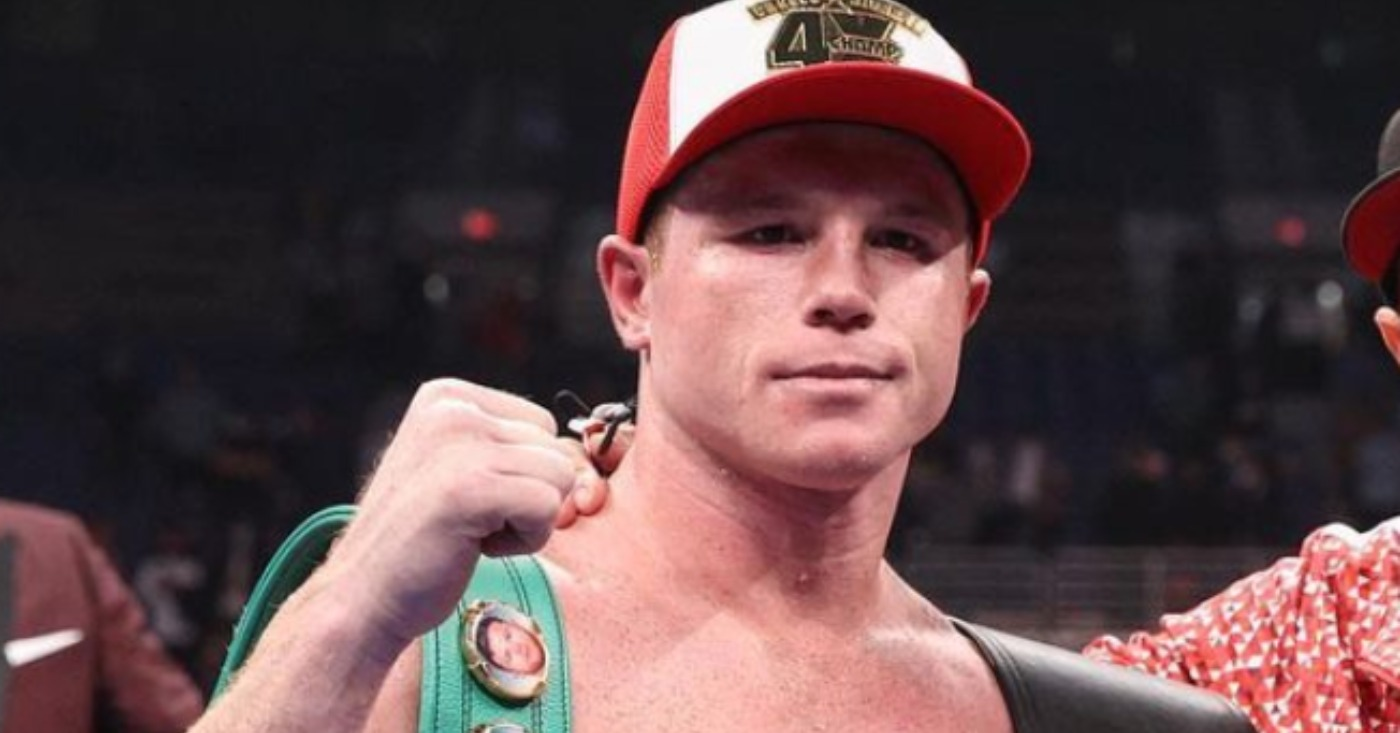 Canelo Alvarez Plans To Retire At 37 Years Old, Locked In For Unification Bout