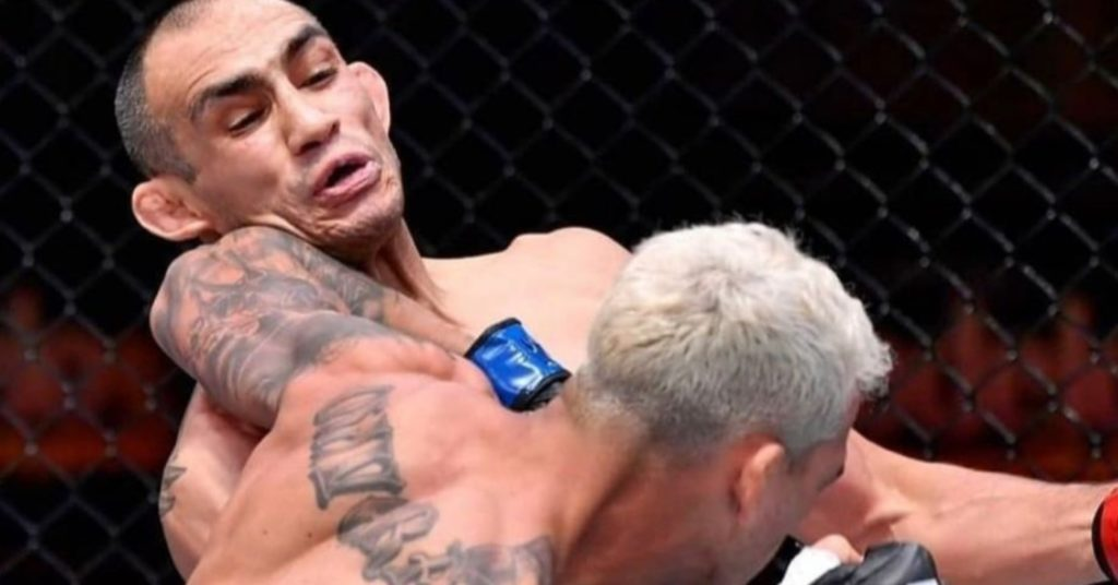 Dan Hooker: Tony Ferguson Lost To Charles Oliveira Due To Lack Of Fans