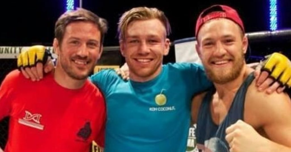 Conor McGregor Saves Irish MMA Gym From Closing Due To Financial Strains