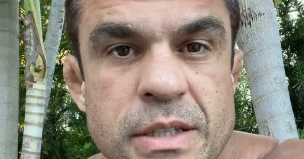 Vitor Belfort Fires Warning To Jake Paul: 'I'm Going To Put You To Sleep'