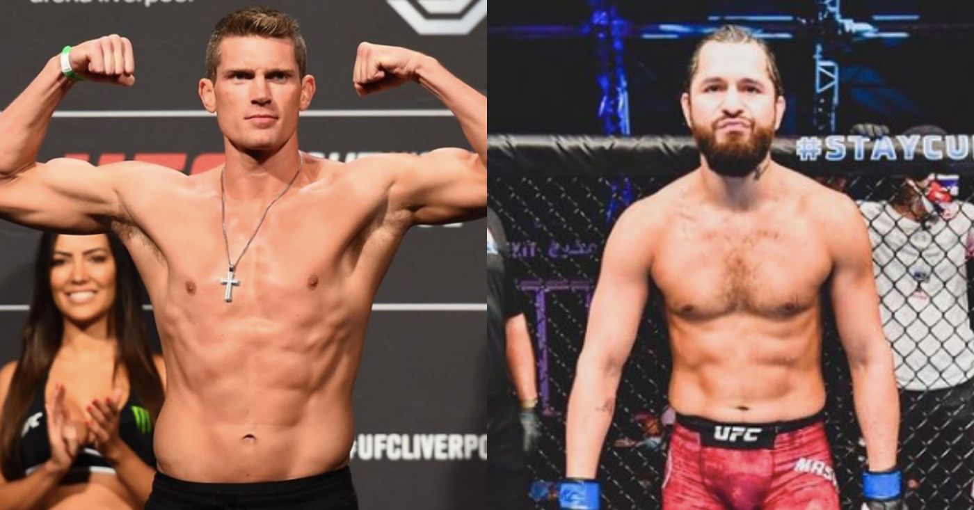 Stephen Thompson Wants Jorge Masvidal Rematch After Beating Geoff Neal