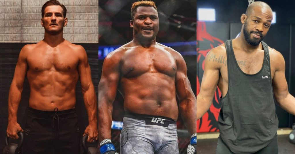 Stipe Miocic vs Francis Ngannou 2 Targeted For March, Winner To Face Jon Jones