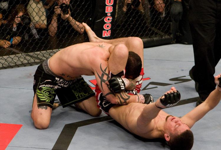 Competitive Jiu-Jitsu