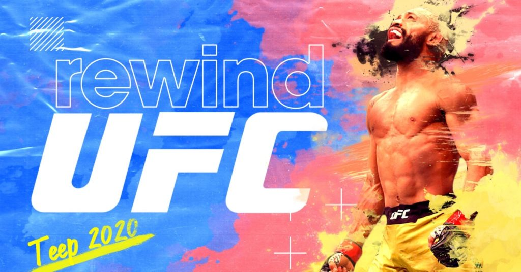 UFC Rewind 2020: Look Back On The Year In The Octagon (VIDEO)