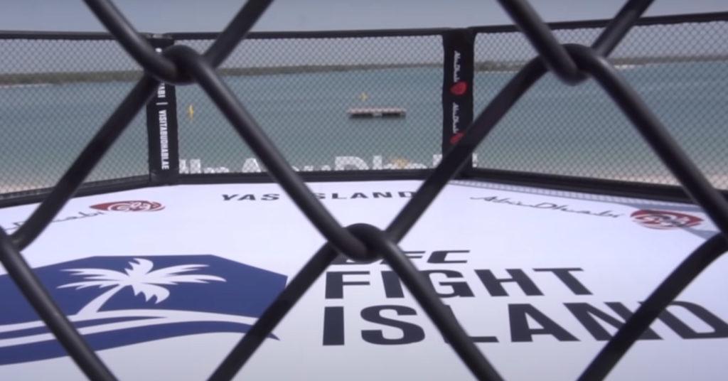 Report: UFC Plans on Starting 2021 Calendar on Fight Island