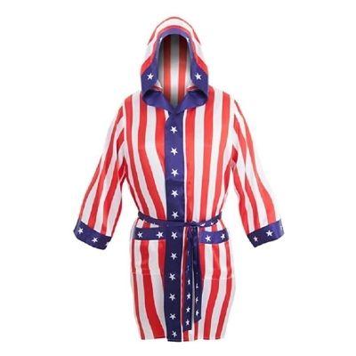 American Flag Robe