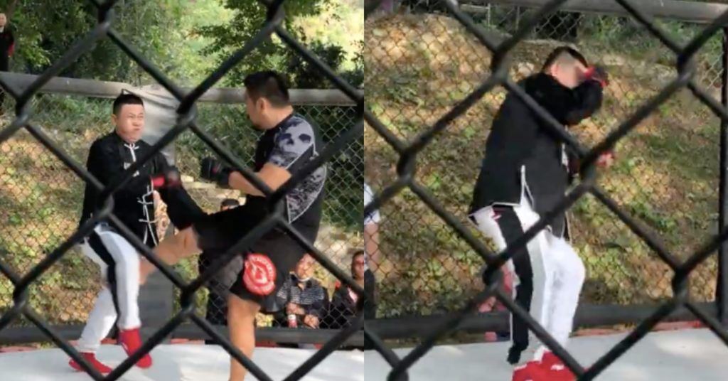 Tai Chi Master Loses Fight To MMA Fighter Xu Xiaodong In 10 Seconds, Blames The Floor (VIDEO)