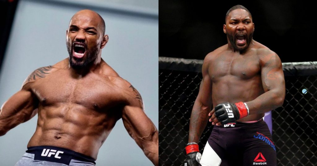 Yoel Romero: 'There's A Huge Possibility' Bellator Debut Will Be Against Anthony Johnson