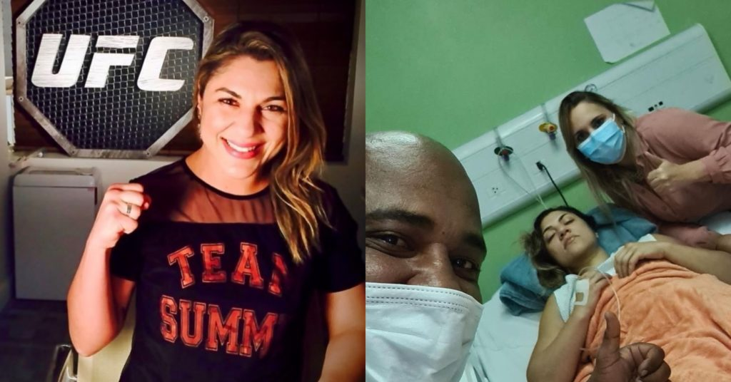 Bethe Correia Gets Emergency Appendectomy, Shares Graphic Photos