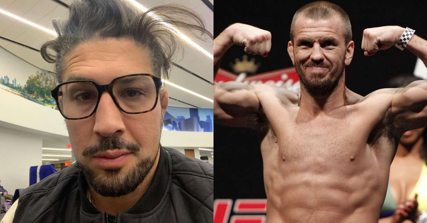 Brendan Schaub Goes Off On Dana White For Spencer Fisher Comments: 'Your Ego Is Out Of Control'