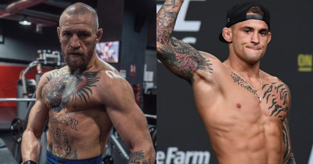Conor McGregor Predicts A Knockout Over Dustin Poirier 'Inside 60 Seconds'