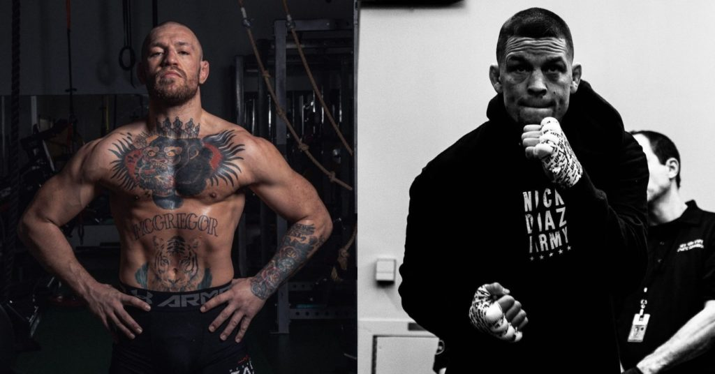 Conor McGregor: Fighting Nate Diaz For Lightweight Title 'Would Be Something Special'