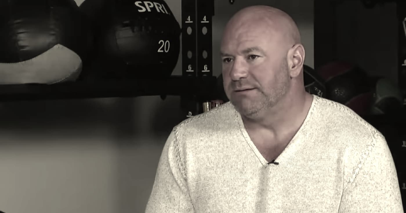 Dana White Looks Forward To 'The Crying And The Begging' Of Illegal Streamers For UFC 257