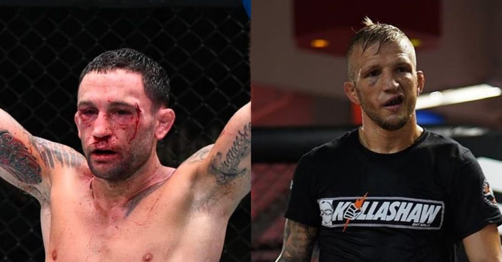 Frankie Edgar On TJ Dillashaw: 'Who Knows How Long He's Been Taking Steroids'