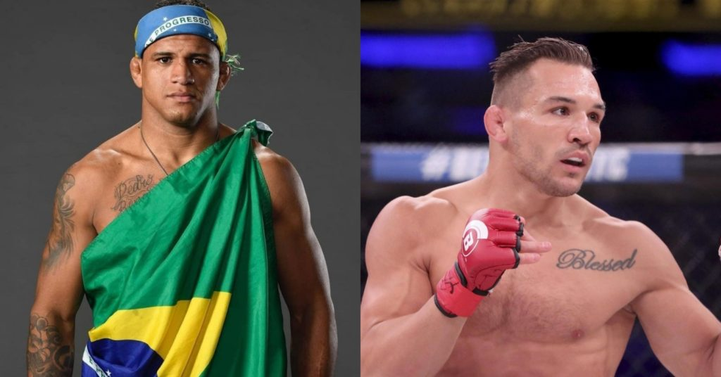 Gilbert Burns: Michael Chandler 'Is Going To Be Champion In The UFC'
