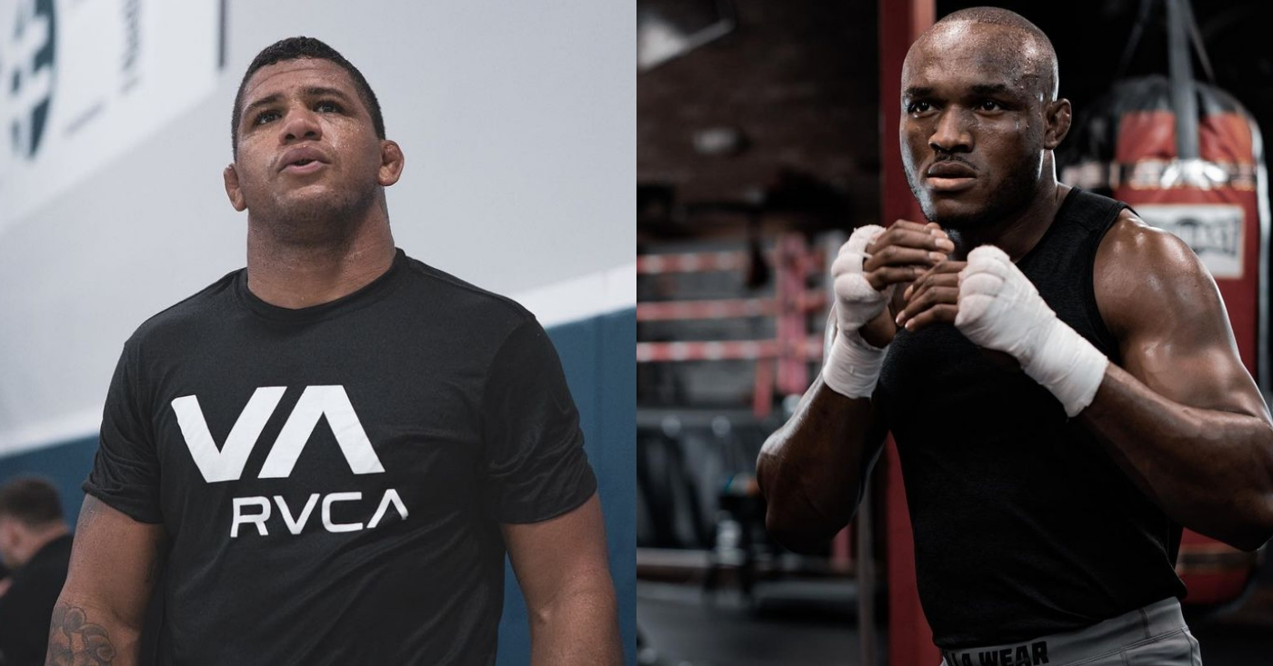 Gilbert Burns: Sparring With Kamaru Usman 'Wasn't Sparring, It Was A Fight'