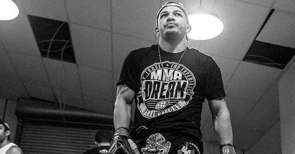 UFC's Irwin Rivera Is Currently Held At A Mental Health Facility, His Sister Issues Statement