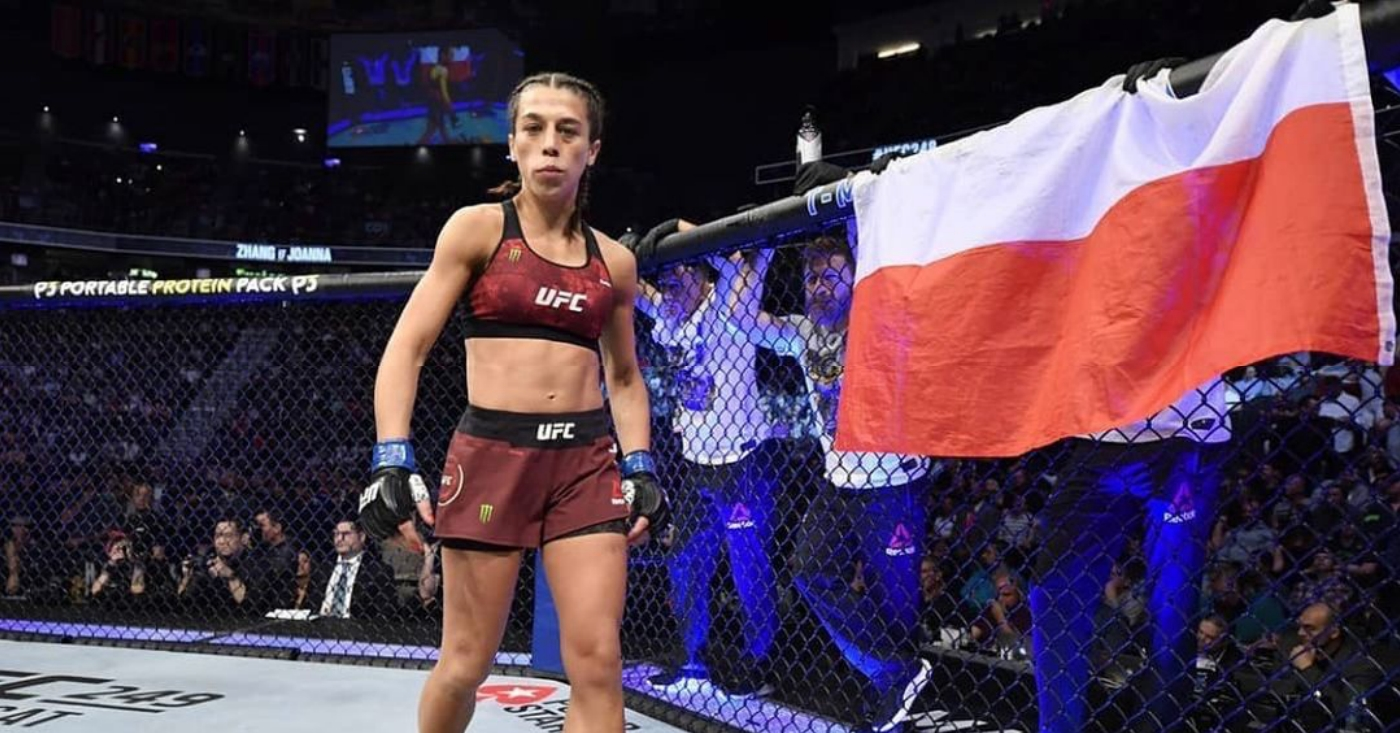Joanna Jedrzejczyk Wants 'Something Big' Next, Not Some 'Rinky-Dink Fight' Says Coach
