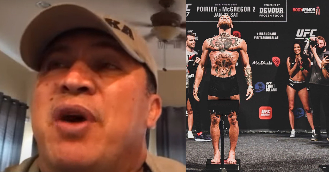 Javier Mendez Knew About Conor McGregor's Weakness, Says Khabib Would've 'Smashed' Him In A Rematch
