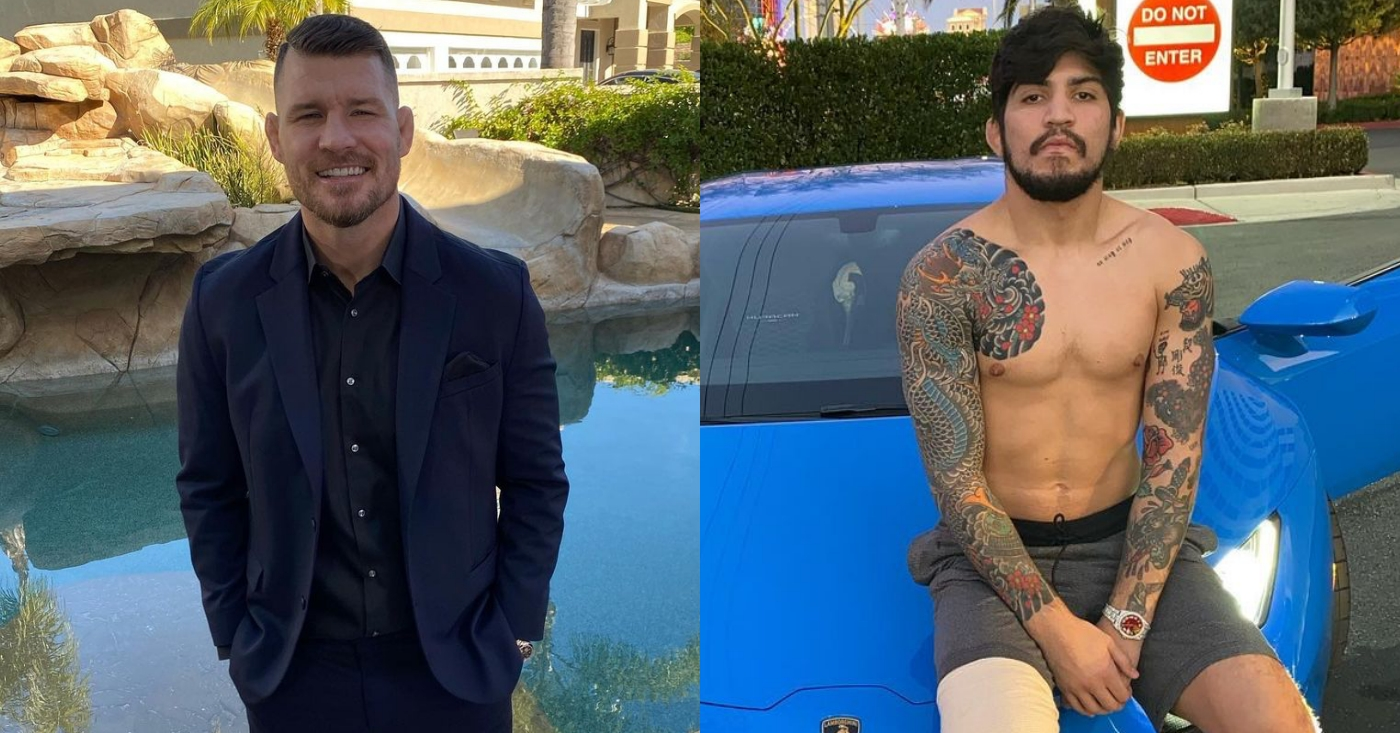 Michael Bisping Trashes Dillon Danis In Recent Exchange: 'Go Shine Conor's Shoes You Loser'