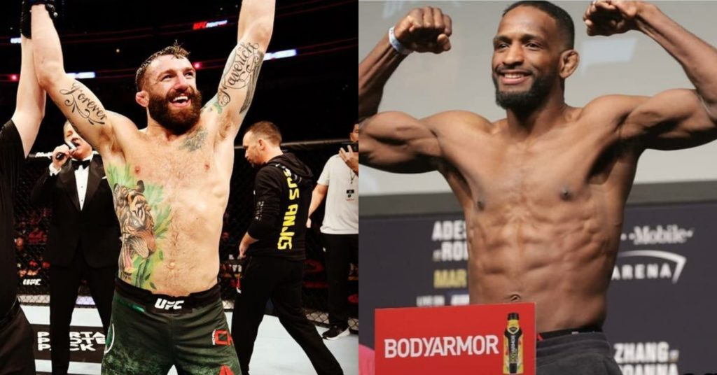 Michael Chiesa: Neil Magny Will 'Have To Put Me Out To Beat Me'