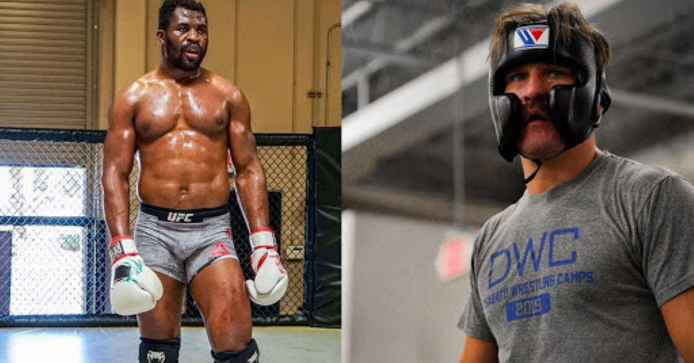 Stipe Miocic vs Francis N'Gannou 2 Set To Headline UFC 260, Volkanovski vs. Ortega In Co-Main Event