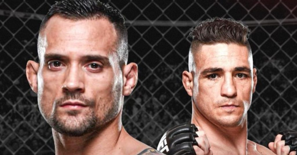 James Krause Accepts Diego Sanchez Callout Following Criticism Of Joshua Fabia