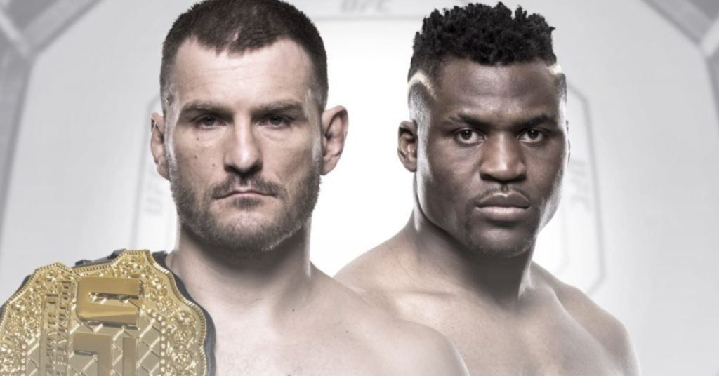 Dana White: Stipe Miocic vs. Francis Ngannou Likely Taking Place In April