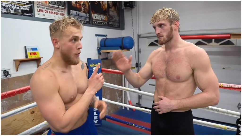 """Logan Paul Responds to Brother Jake's Transparent Comments: """"Let's Box"""""""