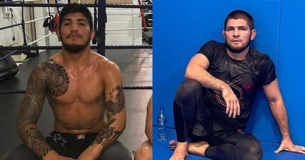 Dillon Danis Claims He Would Beat Khabib Nurmagomedov In Grappling Match: 'Everybody Knows That'