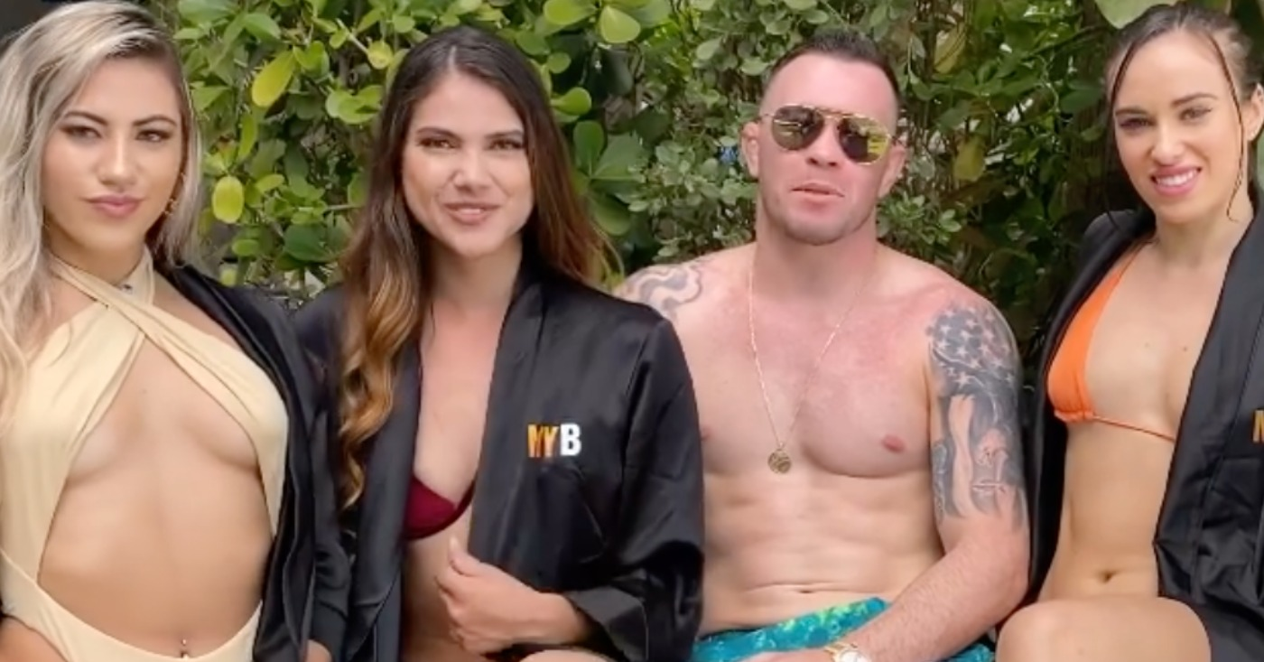 Colby Covington Rips Dustin Poirier In UFC 257 Fight Prediction