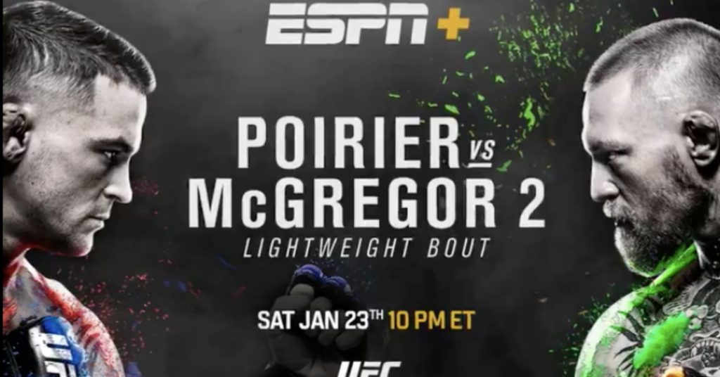 UFC 257 Gets Killer Promo Featuring Eminem To Hype Up Poirier vs McGregor 2 (VIDEO)