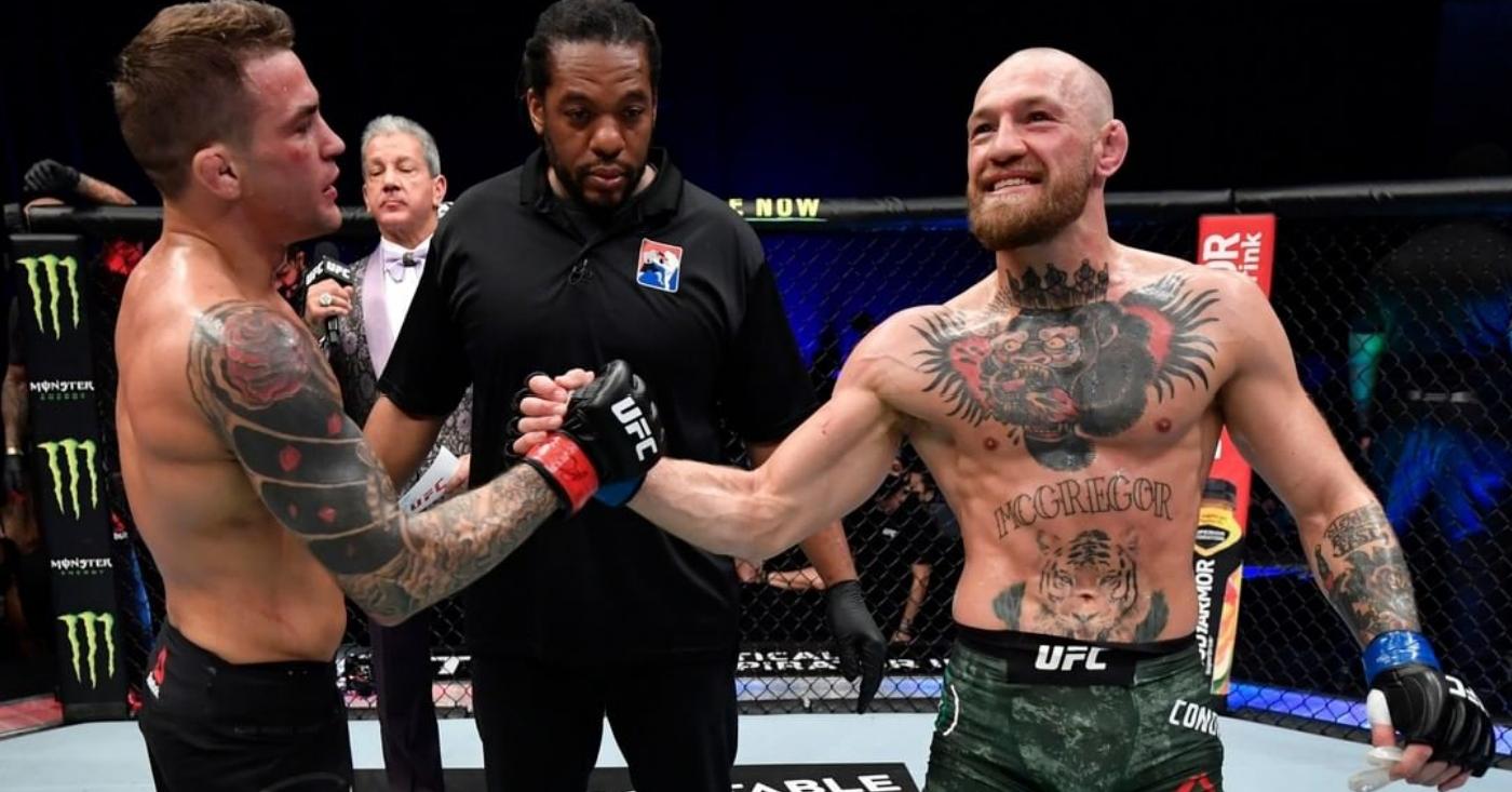 UFC 257: Dustin Poirier vs Conor McGregor 2 Clocks In At Solid 1.6 Million PPV Buys