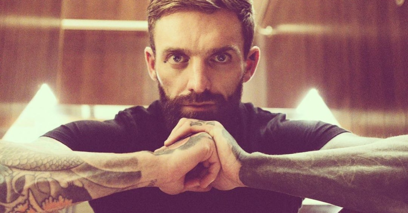 Former Geordie Shore Star Aaron Chalmers Announces MMA Retirement