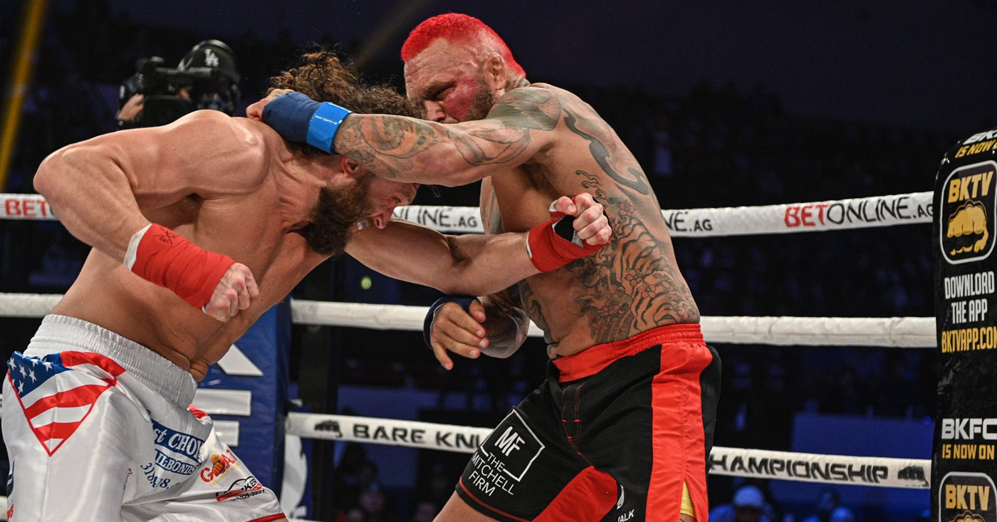 """Chris Leben Retires From Combat Sports After Bare Knuckle KO Victory: """"A beautiful way for me to cap my career"""""""