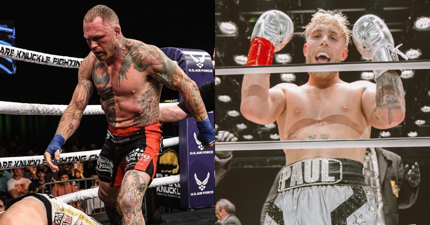 Chris Leben Would Consider Coming Out Of Retirement To Fight 'Dwarf And Dweeb' Jake Paul