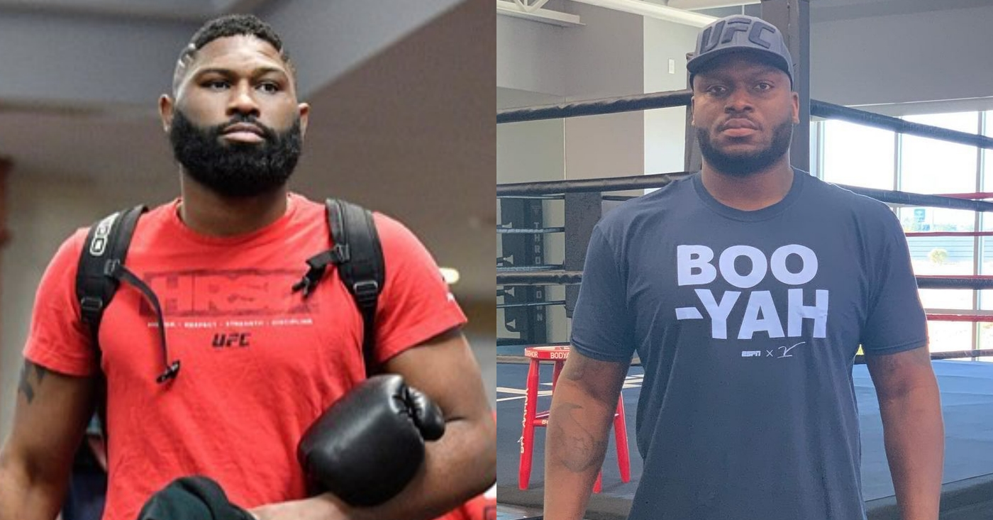 Curtis Blaydes: Derrick Lewis Isn't 'Putting In The Work To Be Great'