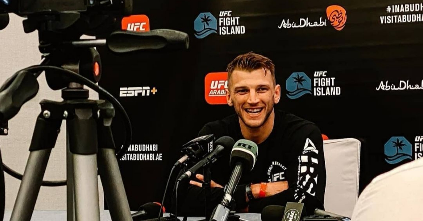 Dan Hooker Not Worried About His 'Ugly A** Record,' Wants To Keep Taking Risky Opponents   MiddleEasy