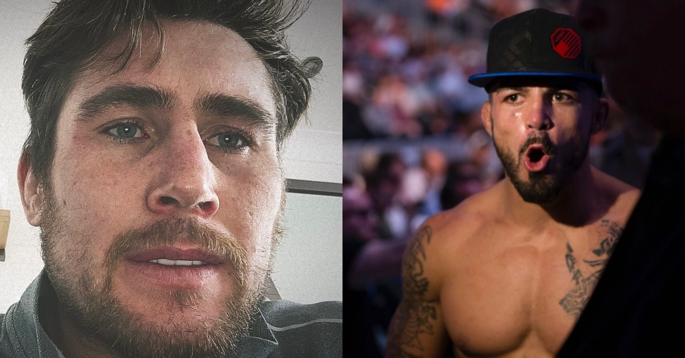 Darren Till and Mike Perry Have Volatile Exchange About Their Sparring Sessions