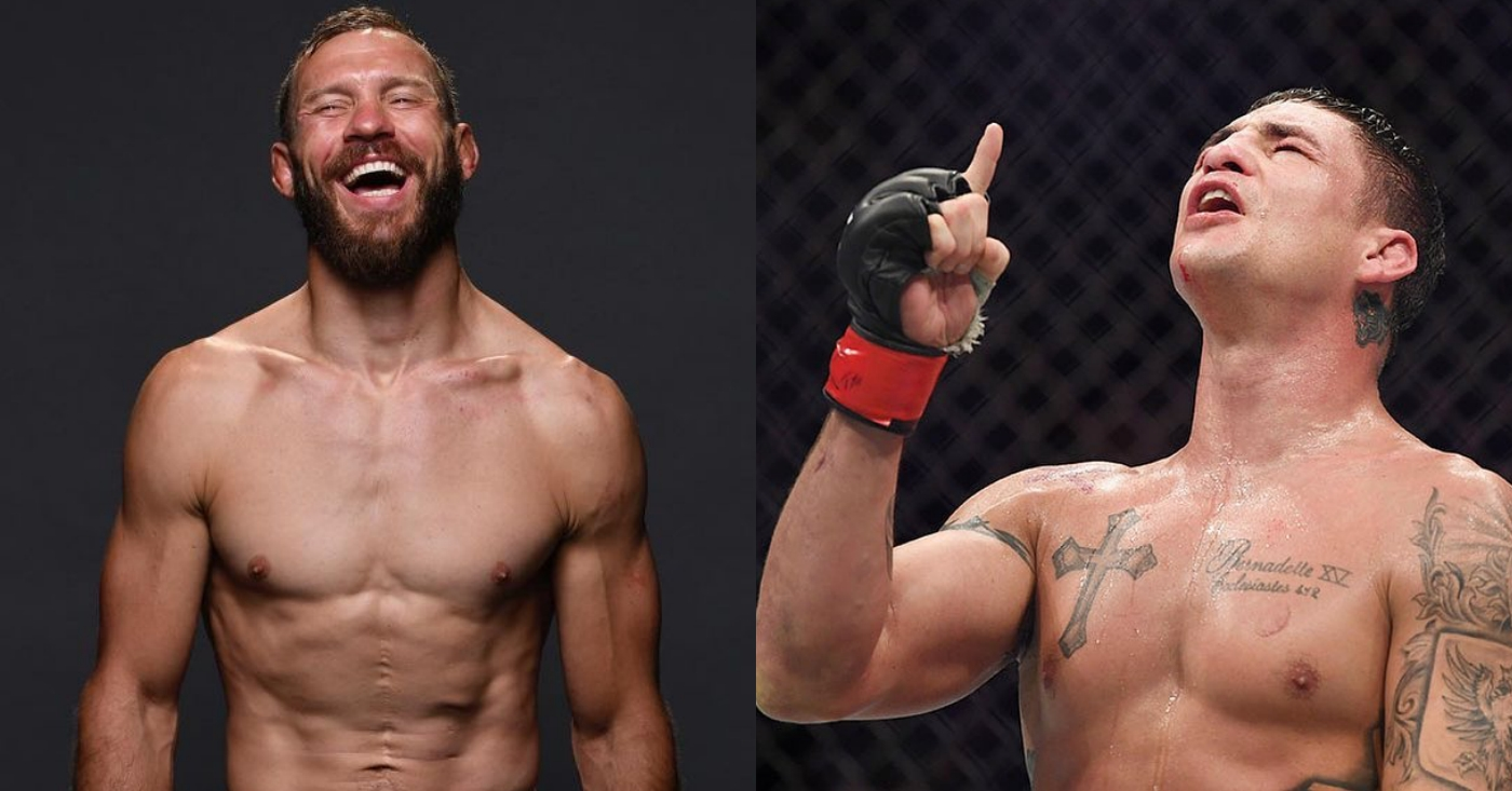 Donald Cerrone Questions Diego Sanchez's Status As A Legend, Warns Him 'Be Careful What You Wish For'