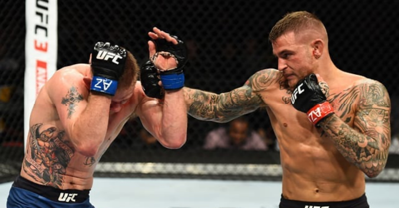 Dustin Poirier Reveals Which Opponent Hurt Him The Most, And It's Not Who You Think