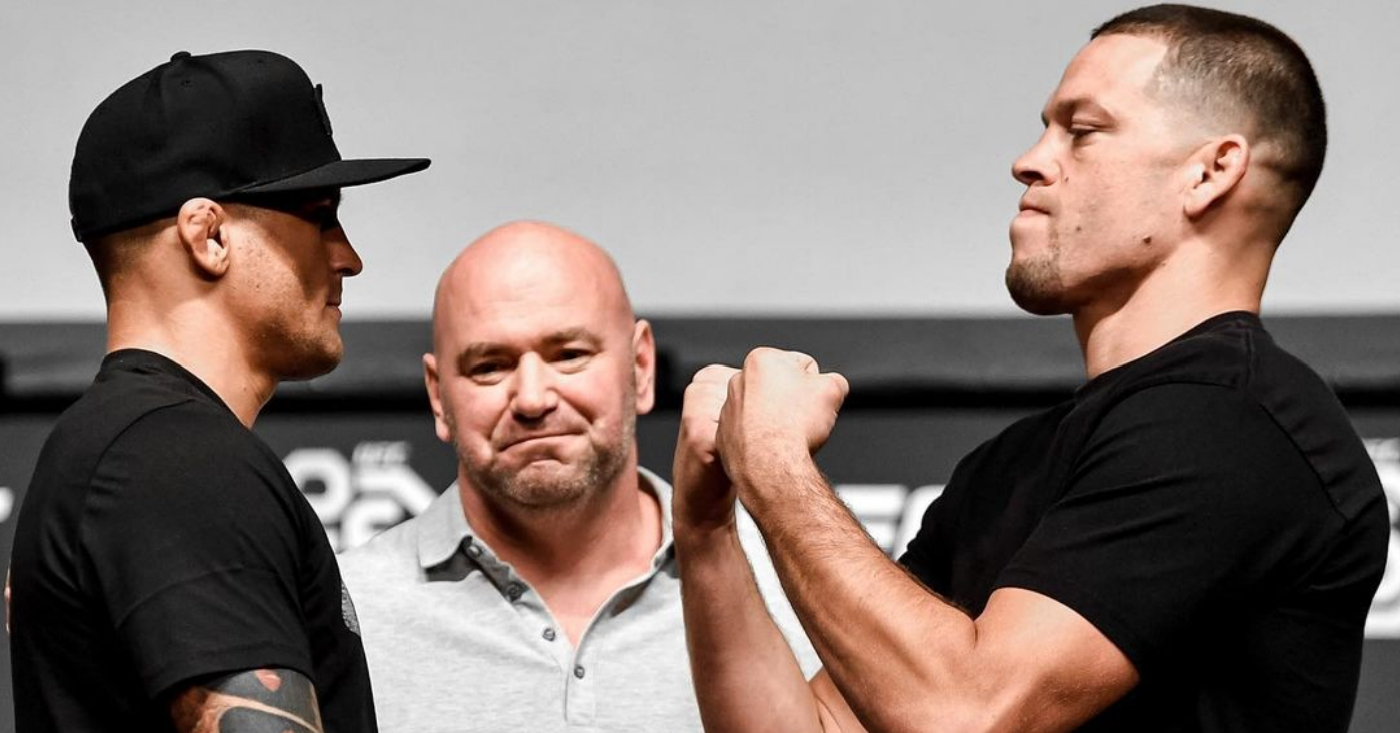 Dustin Poirier: Fighting Nate Diaz At 170 'Sounds Like A Great Idea'