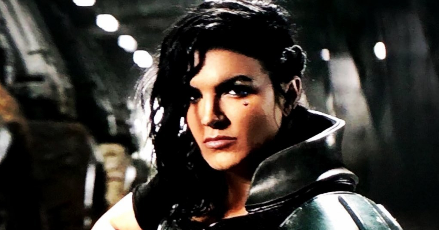 Gina Carano Found Out About Getting Fired From 'The Mandalorian' Over Social Media