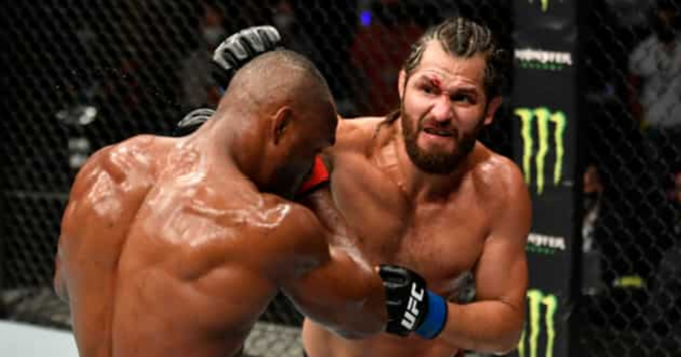 Jorge Masvidal Calls For Rematch With Kamaru Usman: 'Full Camp, I Take Your Head'